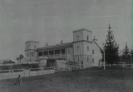 Holt's Sutherland House. Image